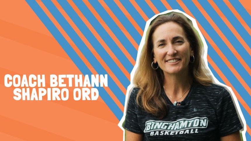 Coach Bethann Shapiro Ord